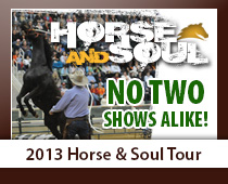 Horse and Soul Tour