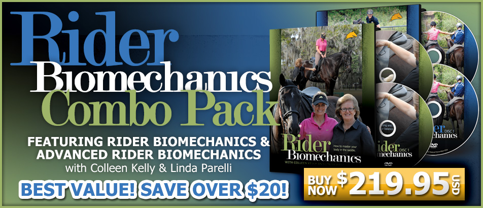 Parelli horse training videos and education - Rider Boimechanics